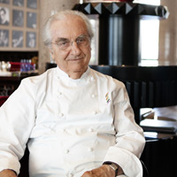 самый лучший повар в Италии Gualtiero Marchesi