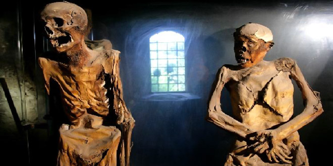 мумии в Италии