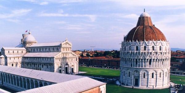 пизанский романский стиль кафедральный собор Пизы