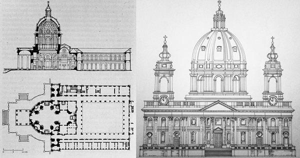План базилика Суперга