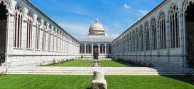 Кладбище Кампосанто в Пизе
