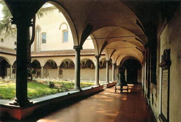 монастырь Сан-Марко Флоренция