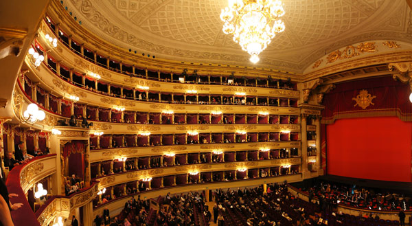 Театр Ла Скала опера