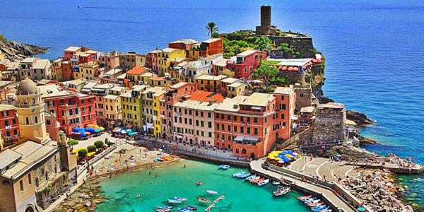 Вернацца Италия