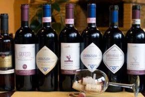 тосканское вино