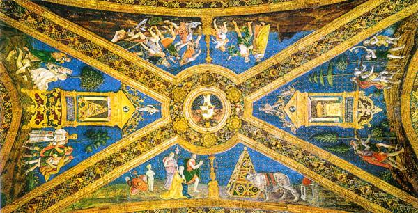 Апартаменты Борджиа в Ватикане