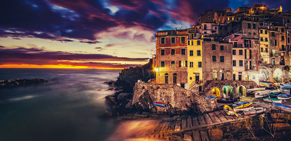 Италия Риомаджоре