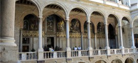 Палатинская капелла в Палермо