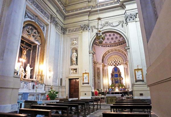 Капелла в кафедральном соборе Палермо