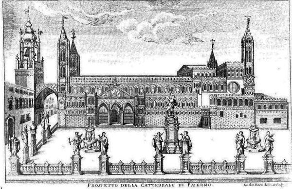 История Кафедрального собора Палермо
