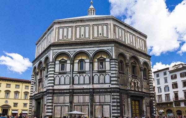 Флоренция - Баптистерий Сан-Джованни