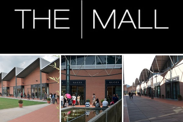 Аутлет The Mall во Флоренции