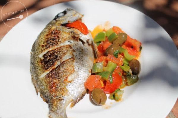 Кухня Сардинии - Рыба