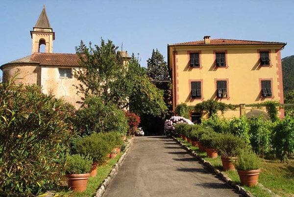Агроусадьба Agriturismo Villanova в Леванто