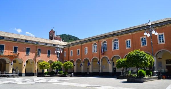 монастырь ордена Святой Клары Леванто