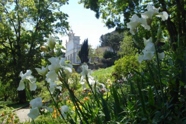 Трастевере - Ботанический сад Рима