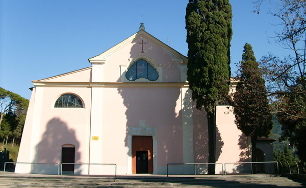 Церковь Благовещения в Леванто