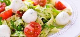 Итальянская паста соус