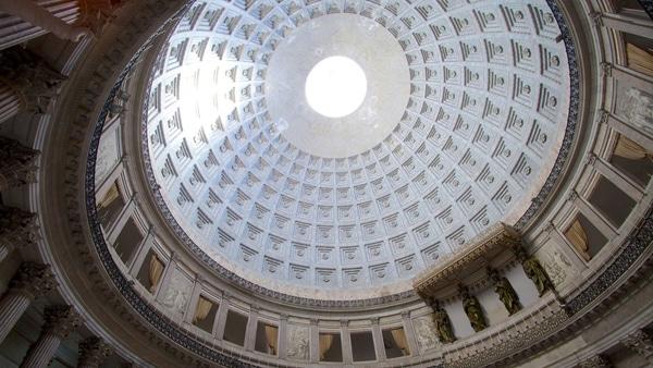 Базилика Сан-Франческо ди Паола - Купол
