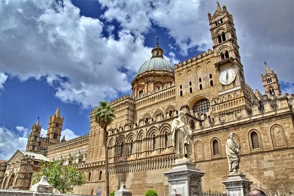 Церкви Палермо - Кафедральный собор
