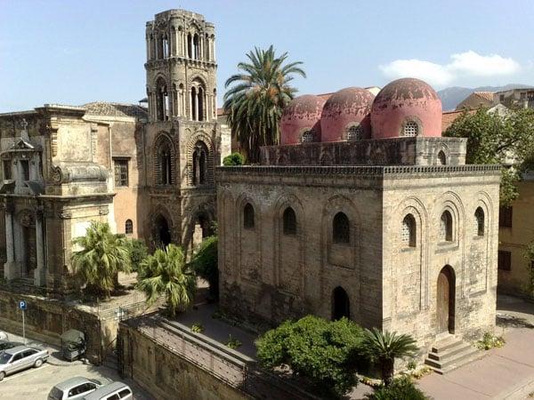 Церкви Палермо - Сан-Катальдо