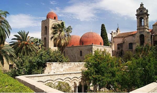 Церкви Палермо - Сан-Джованни-дельи-Эремити