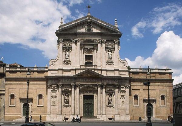 Церкви Рима - Санта-Сусанна