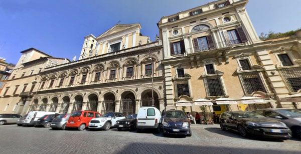 Церкви Рима - 12 Апостолов