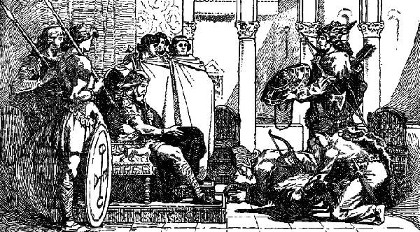 История Палермо - Теодорих Великий