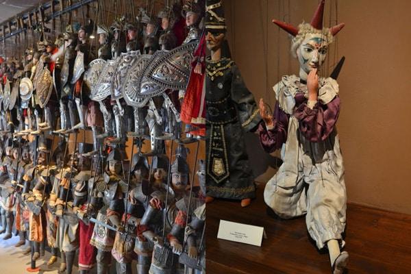 Музеи Палермо - Музей марионеток