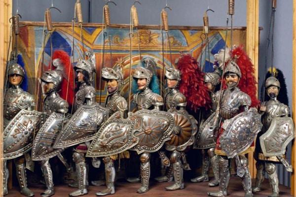 Достопримечательности Палермо - Музей Марионеток
