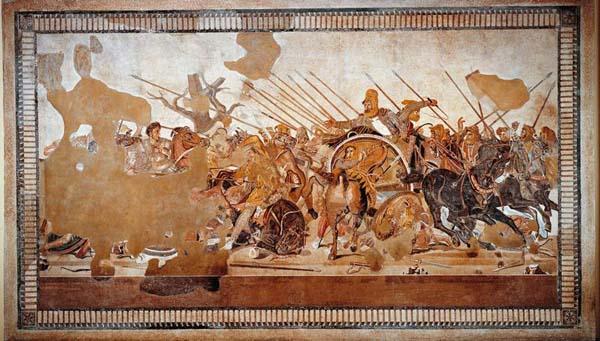 Археологический музей Неаполя - Мозаика