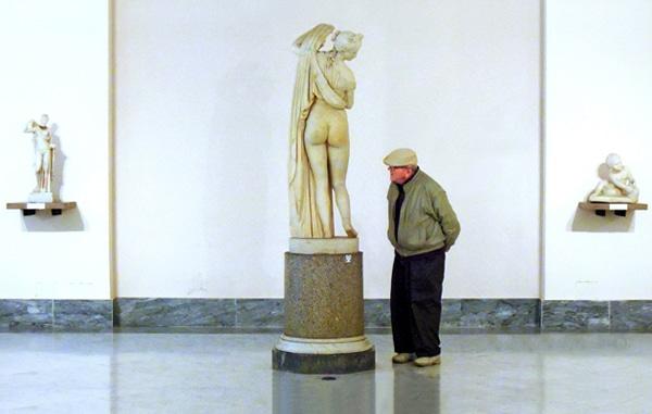 Археологический музей Неаполя - Статуя Венеры