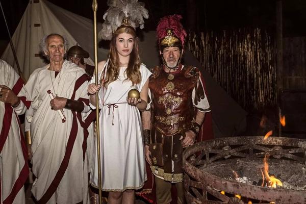 День города - Богиня Рима 2015