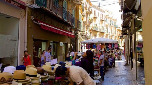 Шоппинг в Палермо - Via Maqueda