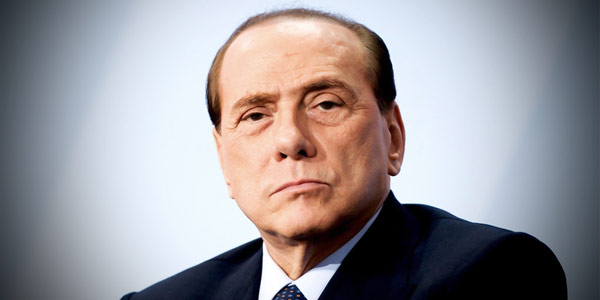 Сильвио Берлускони портрет политика