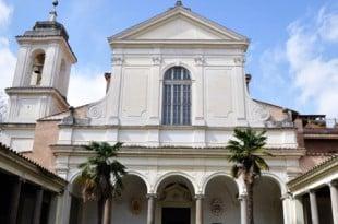 Базилика Святого Климента в Риме