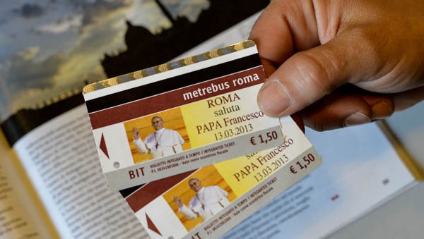 Метро Рима - билеты