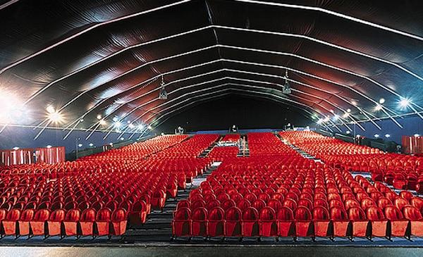 Театры Рима - Большой театр