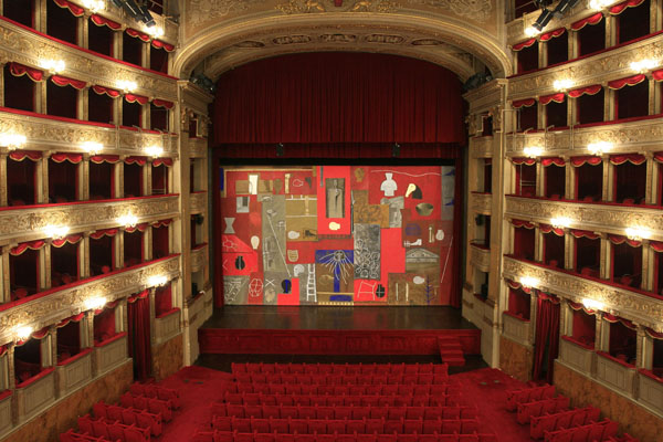 Театры Рима - Театр Арджентина