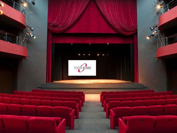 Театры Рима - Театр Элизео
