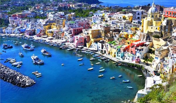 Пляжи Рима - Понцианские острова