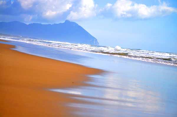 Пляжи Рима - Сабаудиа