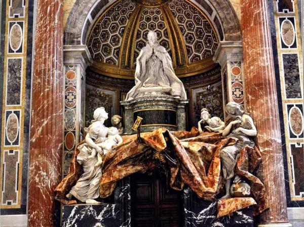 Собор Святого Петра - Гробница Александра VII