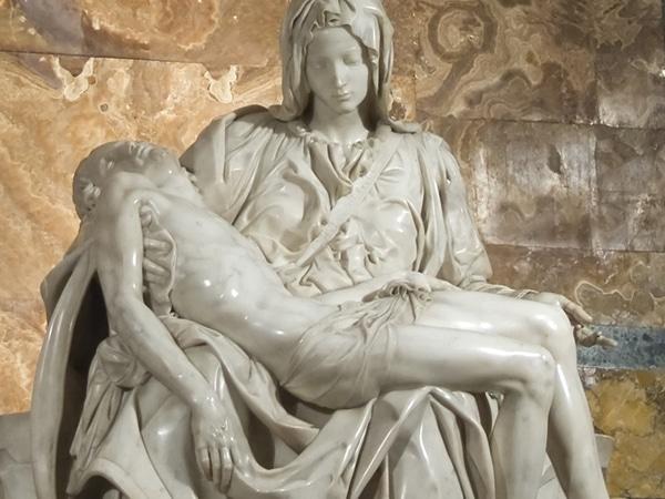 Собор Святого Петра - Пьета Микеланджело
