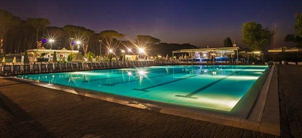 Хостел Camping Fabulous рядом с Римом