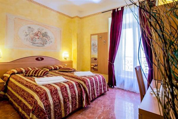Legends hostel расположен в самом центре Рима