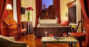 отель 4 звезды в Риме