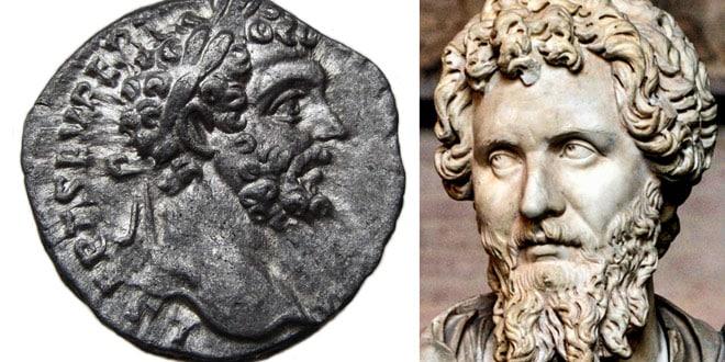 Септимий Север император священной римской империи