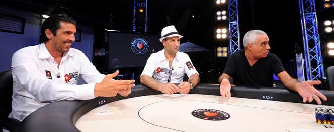 Джанлуиджи Буффон большой поклонник покера